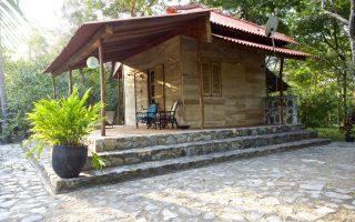 Cabana (Garden bungalow)
